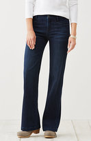 J. Jill Smooth-Fit Full-Leg Jeans