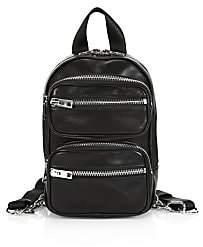 Alexander Wang Women's Medium Attica Leather Backpack