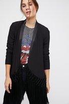 Free People Bastille Blazer