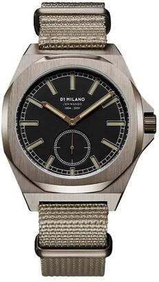 D1 Milano Lawrence Commando 38mm watch