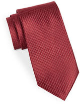 Black Brown 1826 Classic Pindot Tie