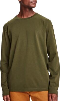 Scotch & Soda Long Sleeve T-Shirt