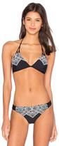 Ella Moss Fez Bikini Top
