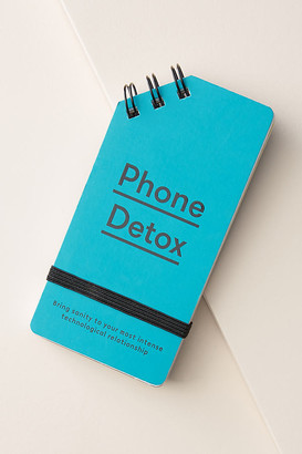 The School of Life Phone Detox By The School Of Life in Blue Size ALL