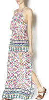 Charlie Jade Maxi Racer Dress