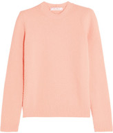 Max Mara Wool-blend Bouclé Sweater - Pink