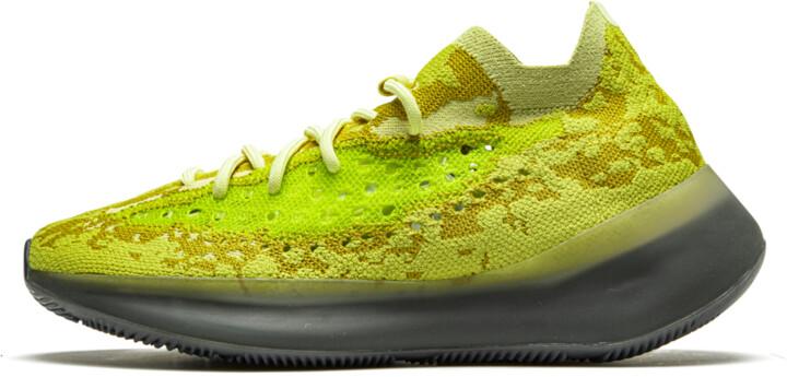 Adidas Yeezy Boost 380 'Hylte Glow' Shoes - Size 4.5