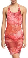 Fuzzi Tulle Two-Piece Tankini Swimsuit