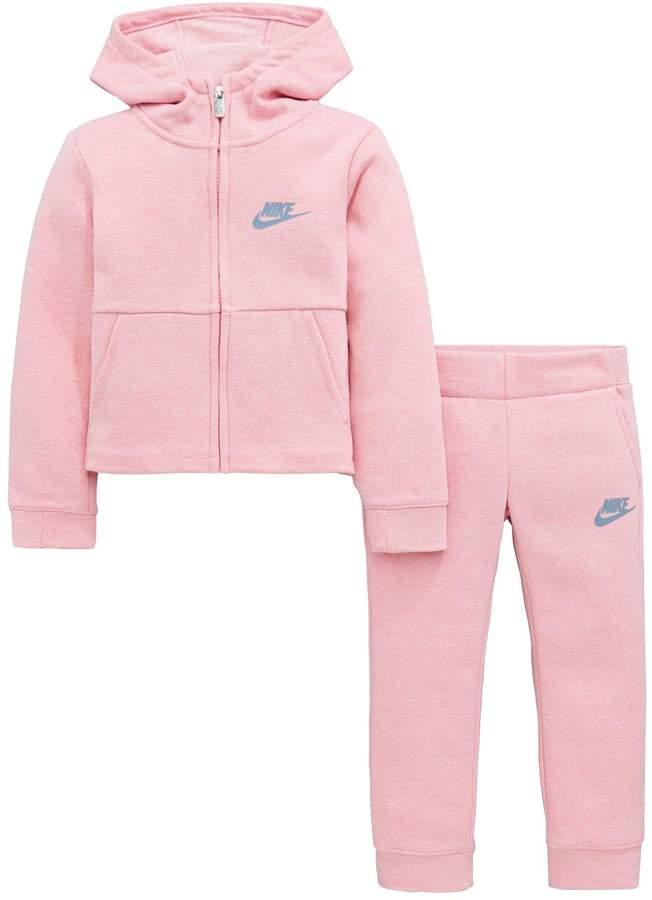 new product 24318 ad591 Girls Nike Tracksuits - ShopStyle UK