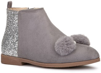 OLIVIA MILLER Love To Shine Girls' Ankle Boots