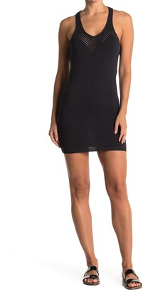 Free People Knockout Swit Slip Mini Dress