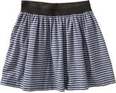 Women's Oxford-Stripe Skirts