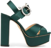 Charlotte Olympia Bejeweled Aristocrat sandals