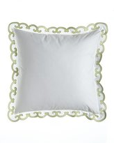 AERIN Two King 500TC Pillowcases with Scallop Trim