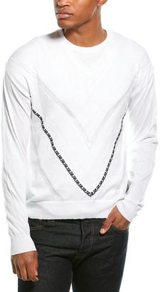 Versus By Versace Versus Versace V-Neck Sweater