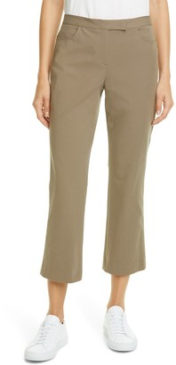 Theory Stretch Crop Pants