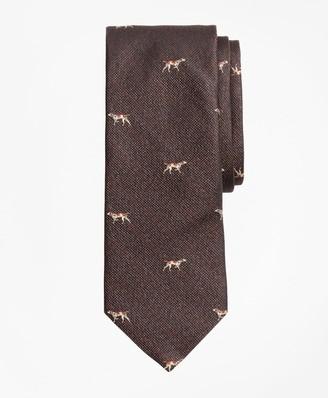 Brooks Brothers Hound Dog Tie