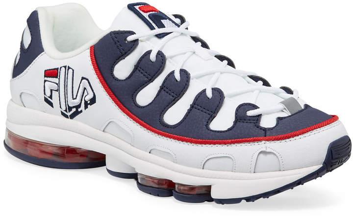 Fila Men's Silva Lace-Up Trainer Sneakers