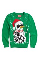 JEM Boy's Chill Out Dude Sweater