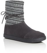Toms Girls' Nepal Booties - Toddler, Little Kid, Big Kid