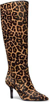 MICHAEL Michael Kors Katerina Cheetah Calf Hair Boots
