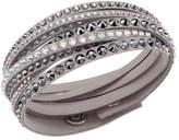 Swarovski Fabric Crystal Wrap Bracelet