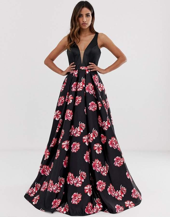d4fc3baac155a Zip Up Floral Dress - ShopStyle UK