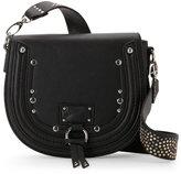 Imoshion Black Studded Saddle Bag