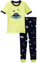 Petit Lem UFO Pajama (Toddler & Little Boys)