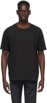 Nudie Jeans Black Uno NJCO T-Shirt