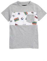 Mattel Boy's X Artistry In Motion Rock'Em Graphic T-Shirt