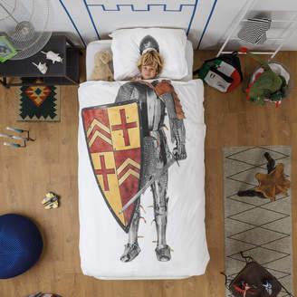 Snurk - Knight Duvet Set - Single