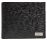 Salvatore Ferragamo Men's Revival Leather Wallet - Black
