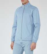 Reiss Froome Funnel Collar Jacket