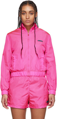 Misbhv Pink The Tracksuit Jacket