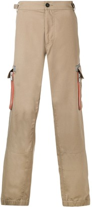 Heron Preston Wide Leg Chinos