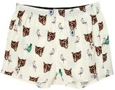 Coach 1941 Printed Fox Cotton Boxer Briefs