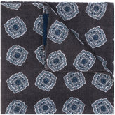 Lardini square print pocket square