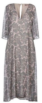 Traffic People 3/4 length dress