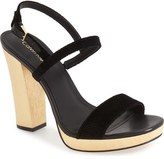 Calvin Klein 'Bambii' Platform Sandal (Women)