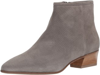 Aquatalia Women's FIRE Perforated Suede Ankle Boot