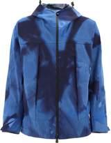 Moncler Hooded Tie-Dye Jacket