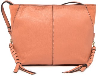 Vince Camuto Cory Leather Crossbody Bag