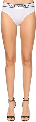 Dolce & Gabbana Logo Band Cotton Jersey Underwear