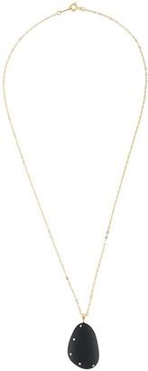 Cvc Stones 18kt yellow gold Worthy necklace