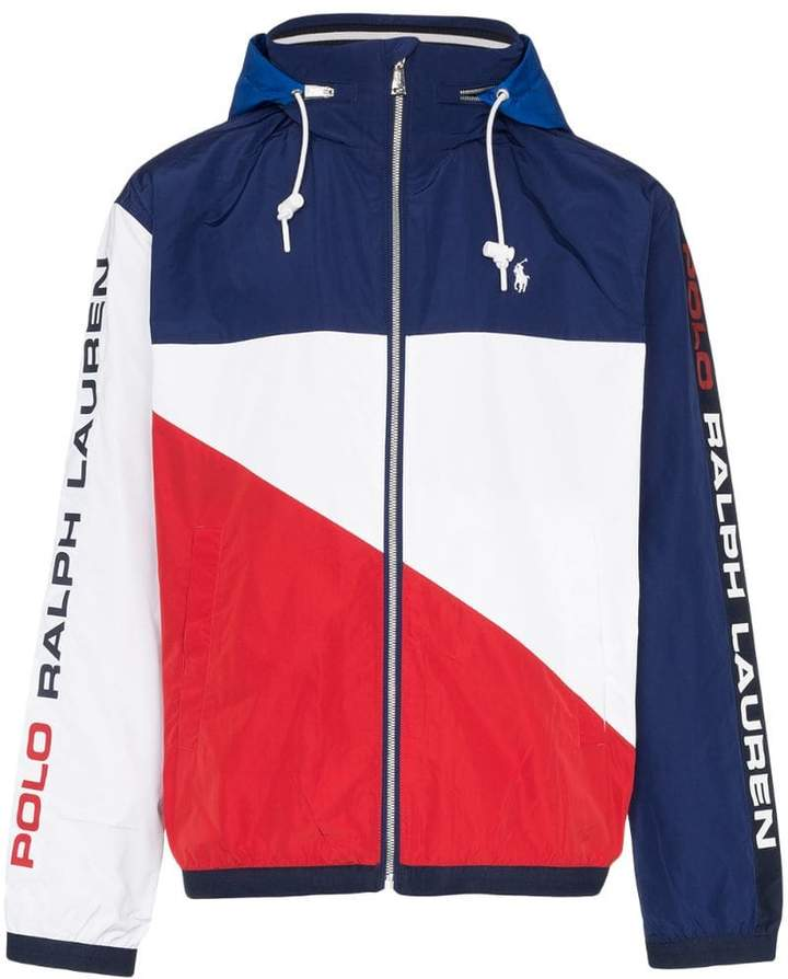 cabb409eae9d Polo Ralph Lauren Hooded Jacket - ShopStyle
