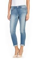 Paige Women's Anabelle Crop Slim Boyfriend Jeans