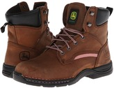 "John Deere 6"" Lightweight Lace-Up Steel Toe"