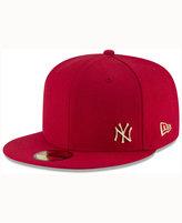 New Era New York Yankees Flawless OGold 59FIFTY Cap