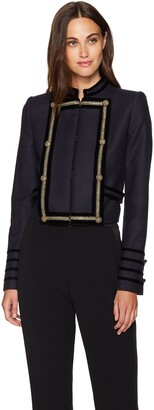 Just Cavalli Women's Military Jacket